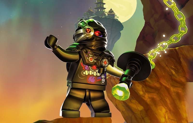Ninjago Mr E Who Is He Lego Amino