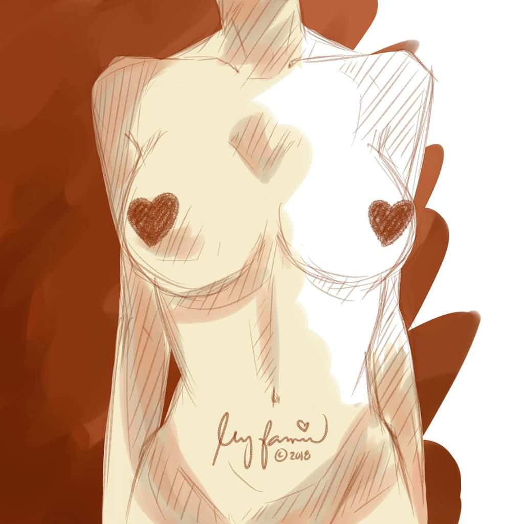 Female Body Art Amino