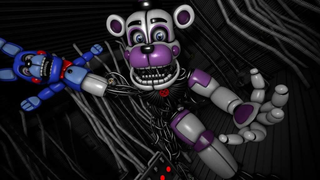 Fun Time Freddyennard Hybrid Five Nights At Freddys Amino
