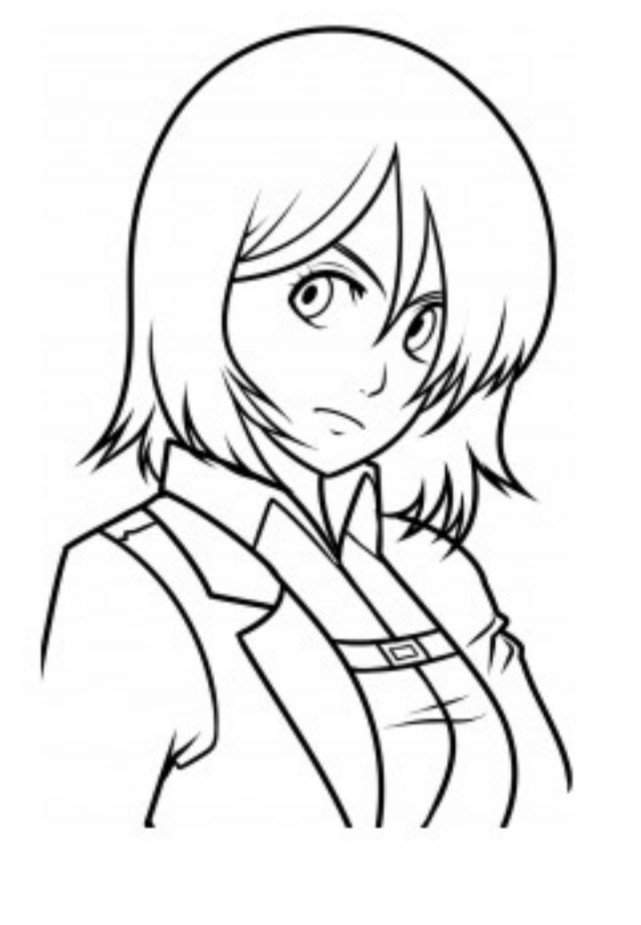 🌲Dibujo de Petra Ral🌲 | •Shingeki No Kyojin [es]• Amino