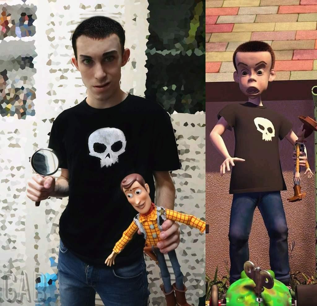 Sid Toy Story 1 Cosplay Amino