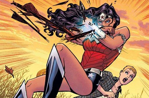 Mulher-Maravilha: Sangue | Wiki | • DC Comics™ Amino