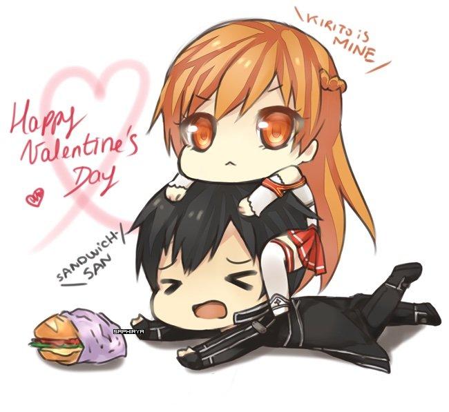 Anime Valentines Day 2018 Anime Amino