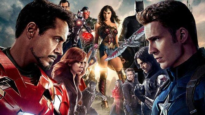 исследование показало почему фильмы Marvel лучше Dc