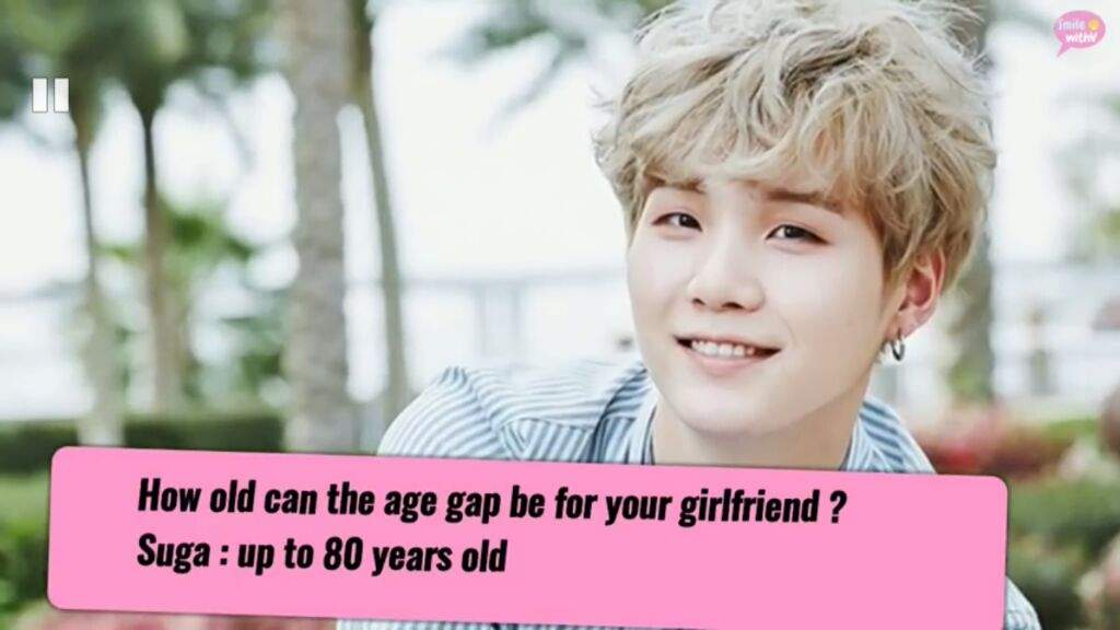 Bts Reveals Age Preferences Of Ideal Girl They Want Armys Amino