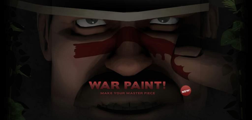 war paint wiki team fortress 2 amino