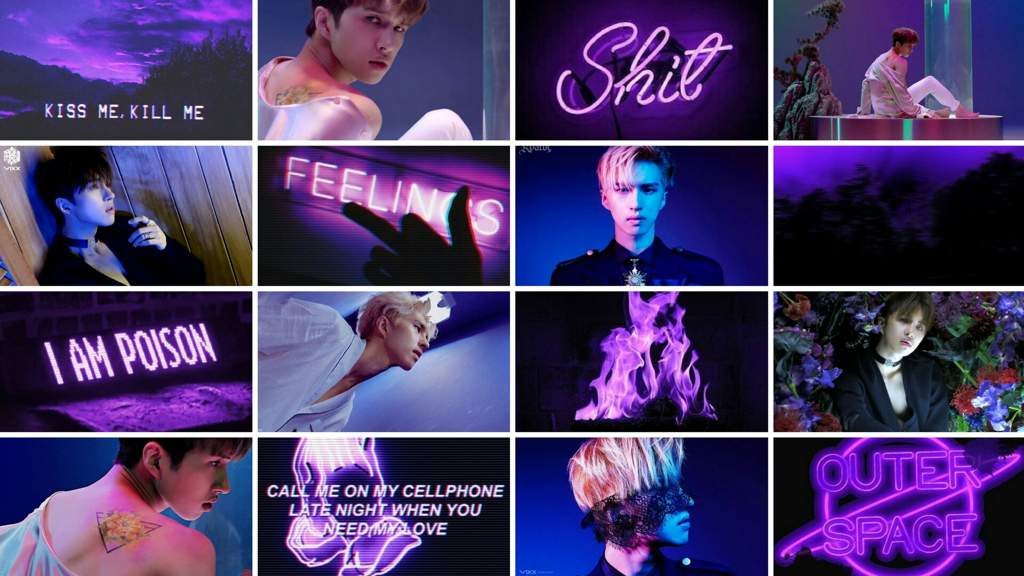 ken aesthetic desktop wallpaper vixx amino amino