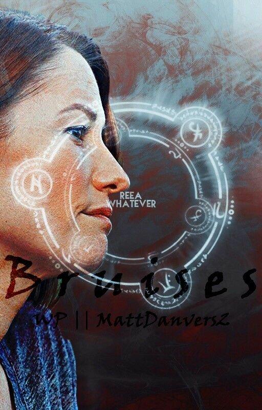 Bruises || Agent Arias Fanfiction | SuperGirl Amino Amino