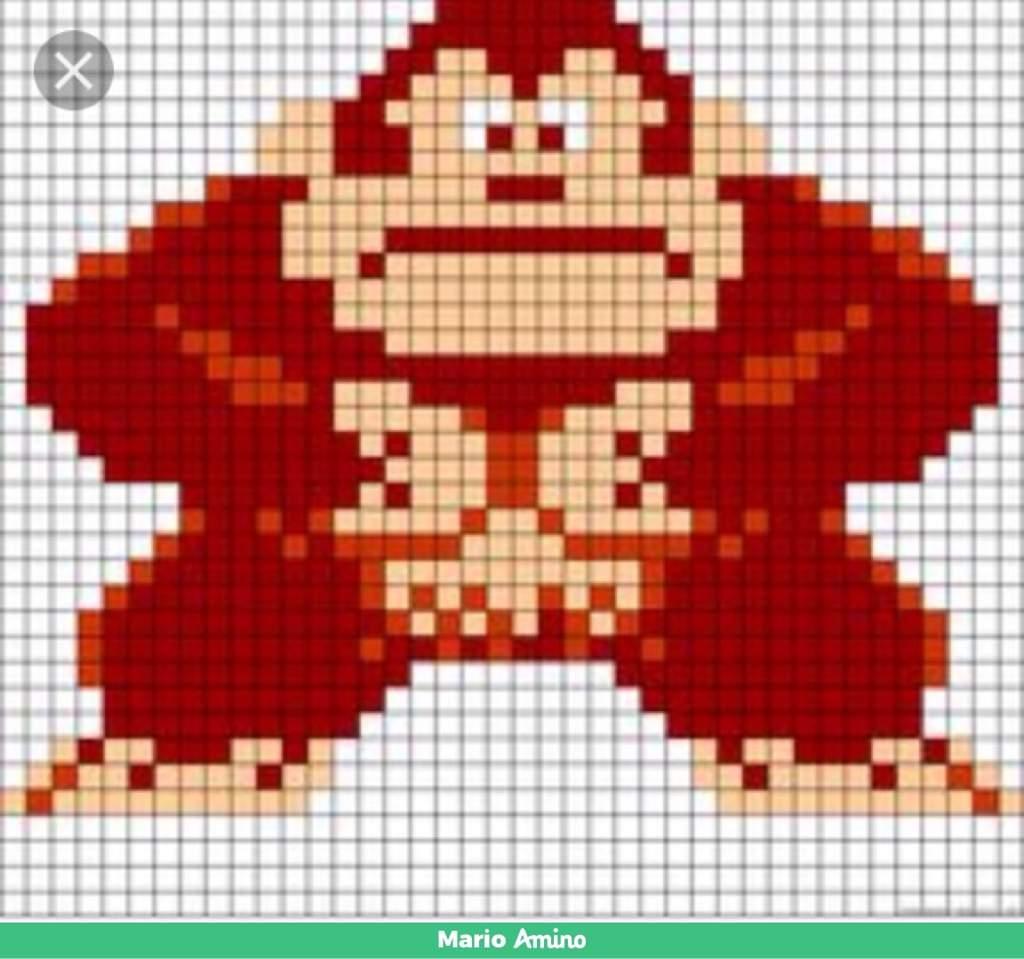 Any Pixel Art Templates Anybody Can Send Me Mario Amino