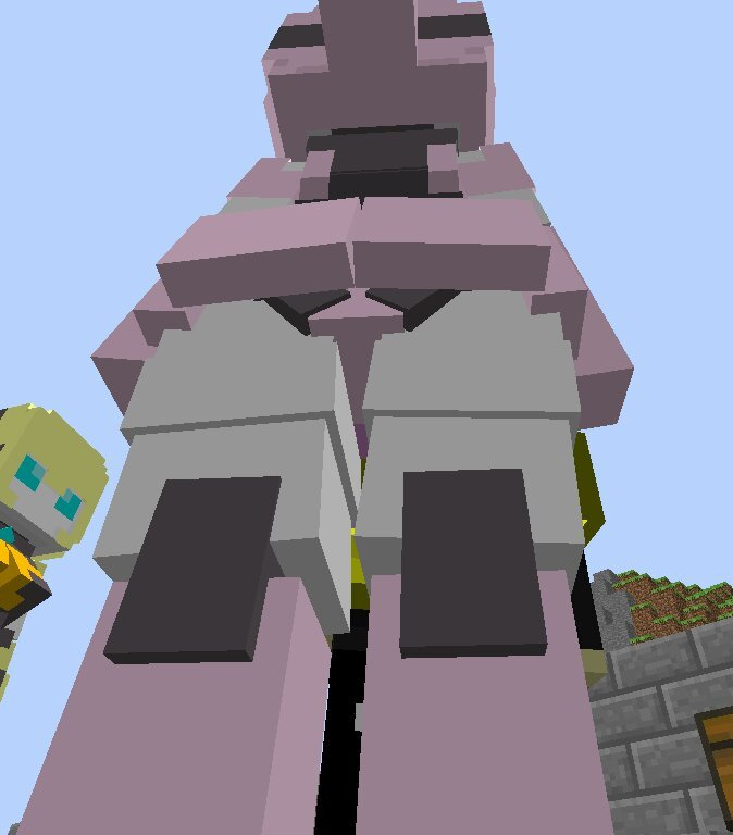 minecraft mod robot