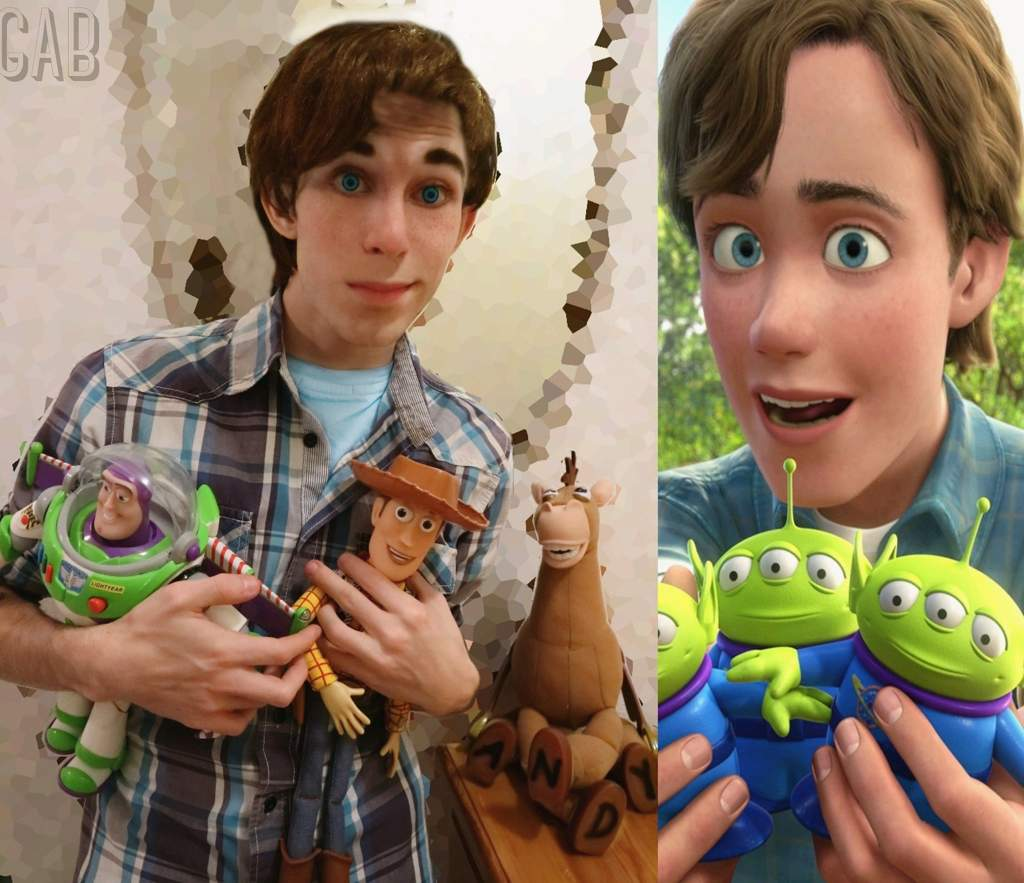 Andy Toy Story Cosplay Amino