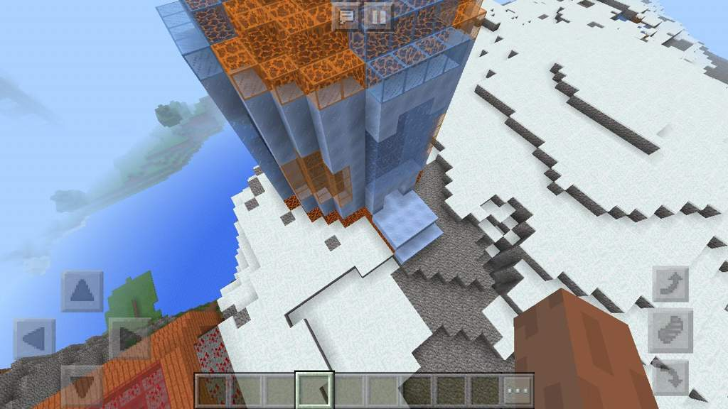 Ice And Lava Tower Minecraft Amino We're a community of creatives sharing everything minecraft! ice and lava tower minecraft amino