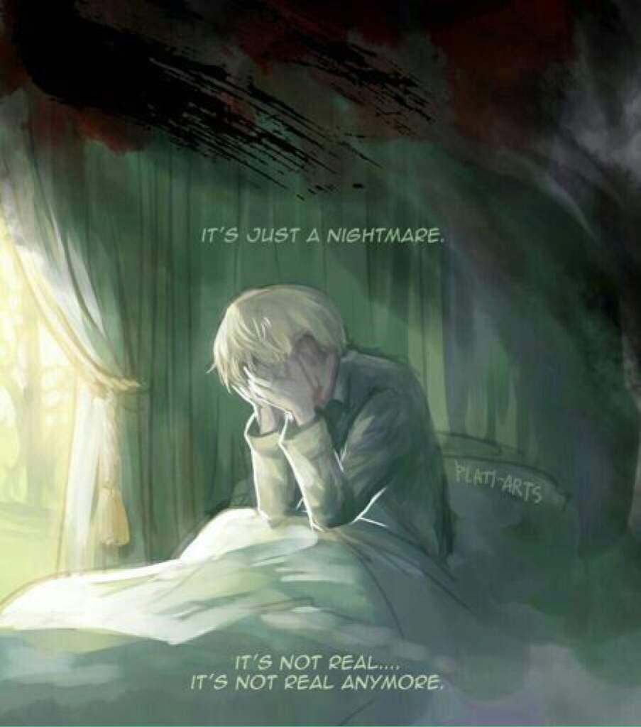 Draco Malfoy-The Realisation | Harry Potter Amino