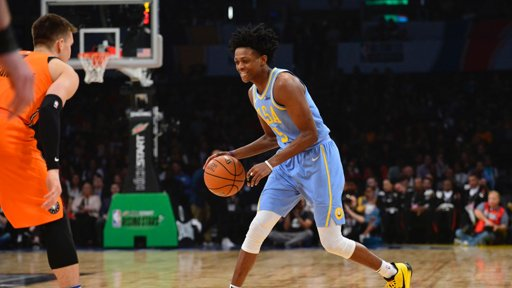 sports shoes 151a9 e5bb5 NBA Rising Stars Challenge 2018: Live Updates, Score and ...