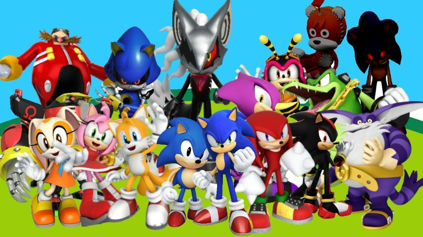 Ask The Sonic Cast Sonic The Hedgehog Amino