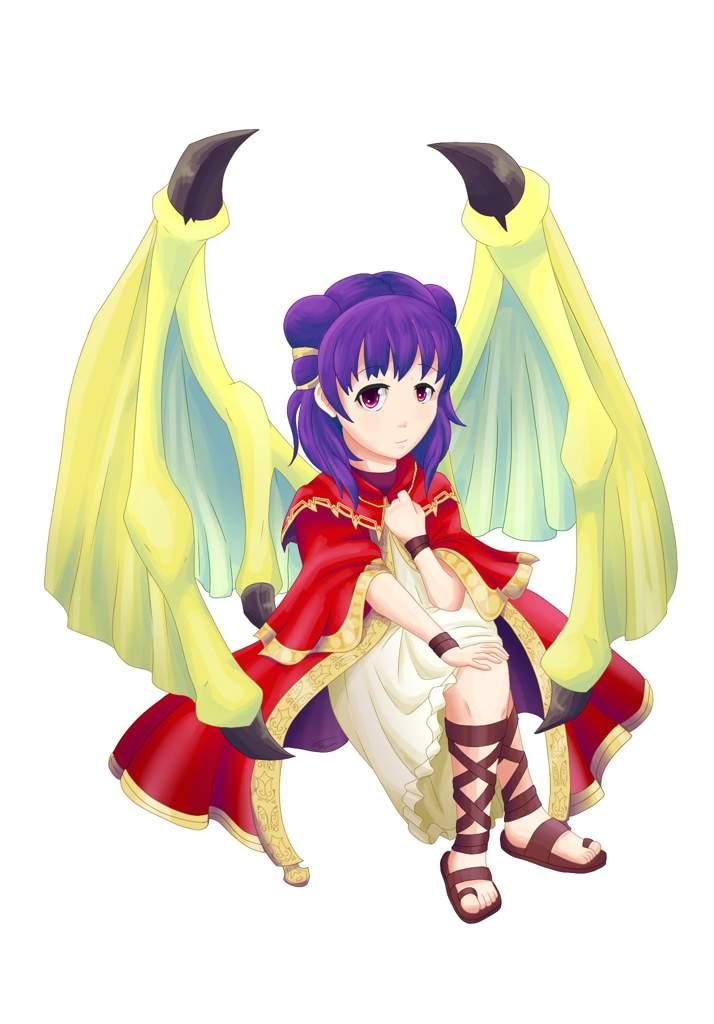 Myrrh Fanart Fire Emblem Amino