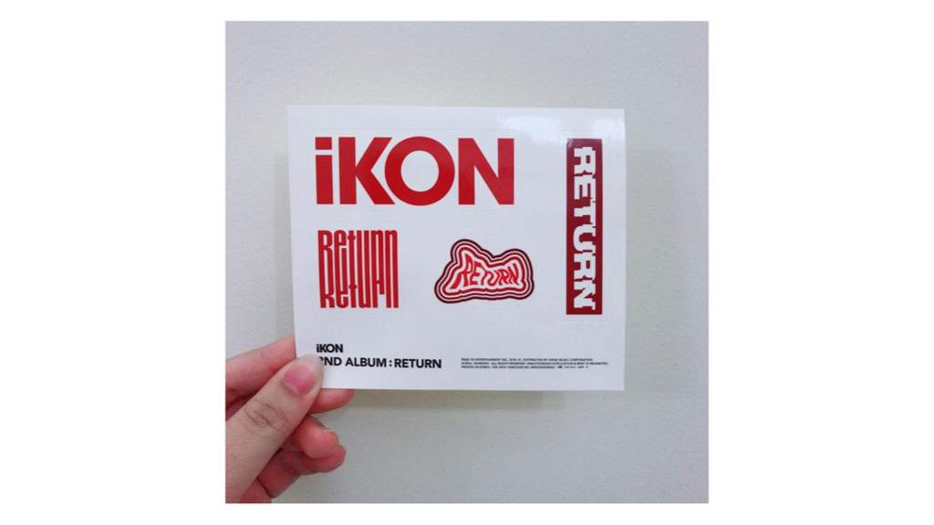 Unboxing: iKON RETURN albums (Both ver ) | K-Pop Amino