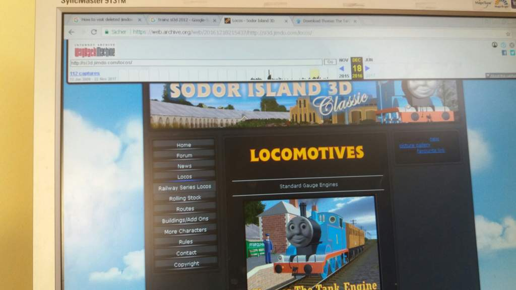 There is still a way to get si3d content | The Northwestern Railway