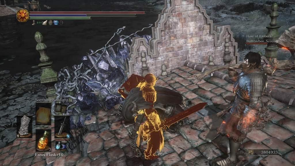 I Went Through Old Screenshots Of Dark Souls 3