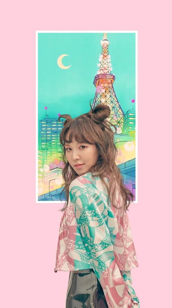 Wendy Seulgi Wallpaper Edits Red Velvet Amino