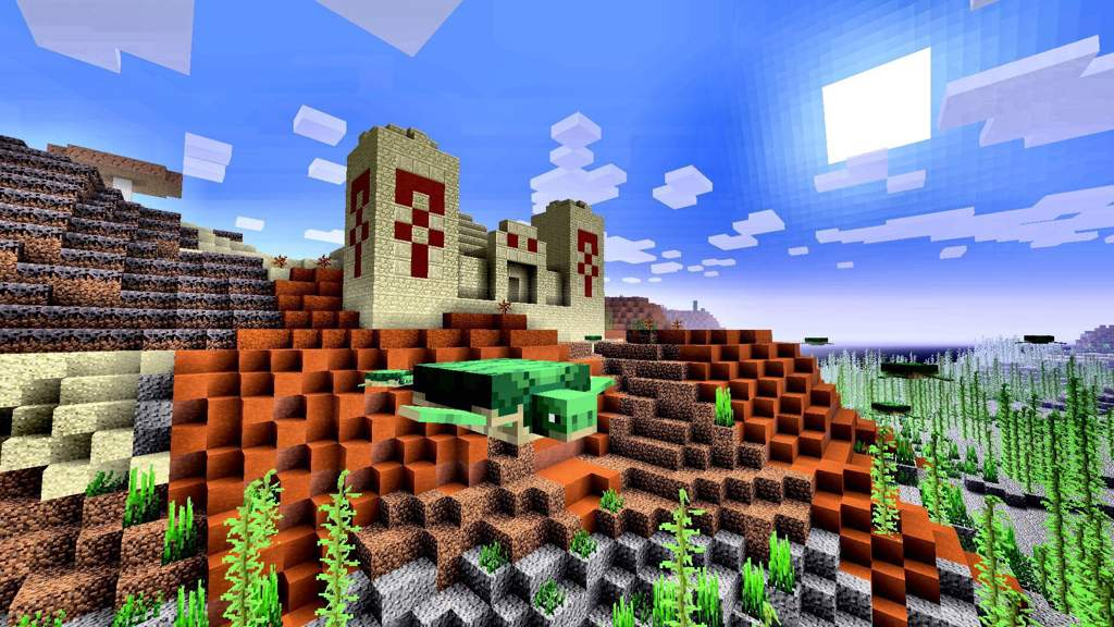 Java Snapshot 18w07c Seed: bloom   Minecraft Amino