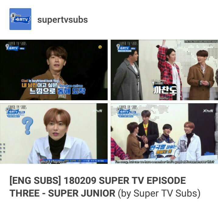 SuperTV Episode 3 | Super Junior Amino
