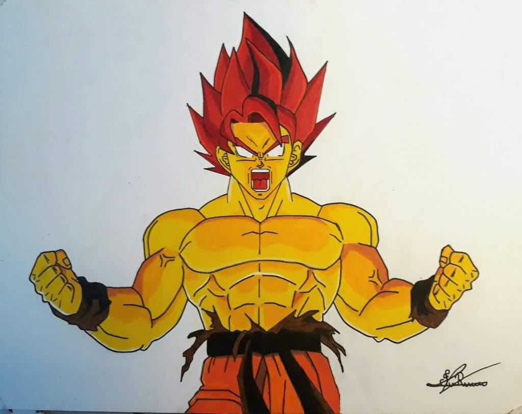50 Imágenes De Goku Para Dibujar: Imagenes De Goku Ultra Instinto Dominado Para Dibujar
