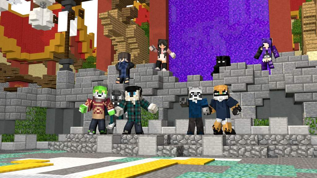 Minecraft Hypixel! | Furry Amino