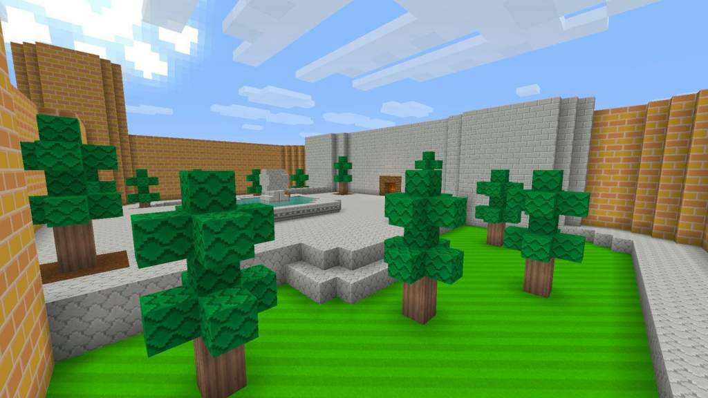 Super Mario 64 Castle - Minecraft Map (I\'ll keep updating this with ...