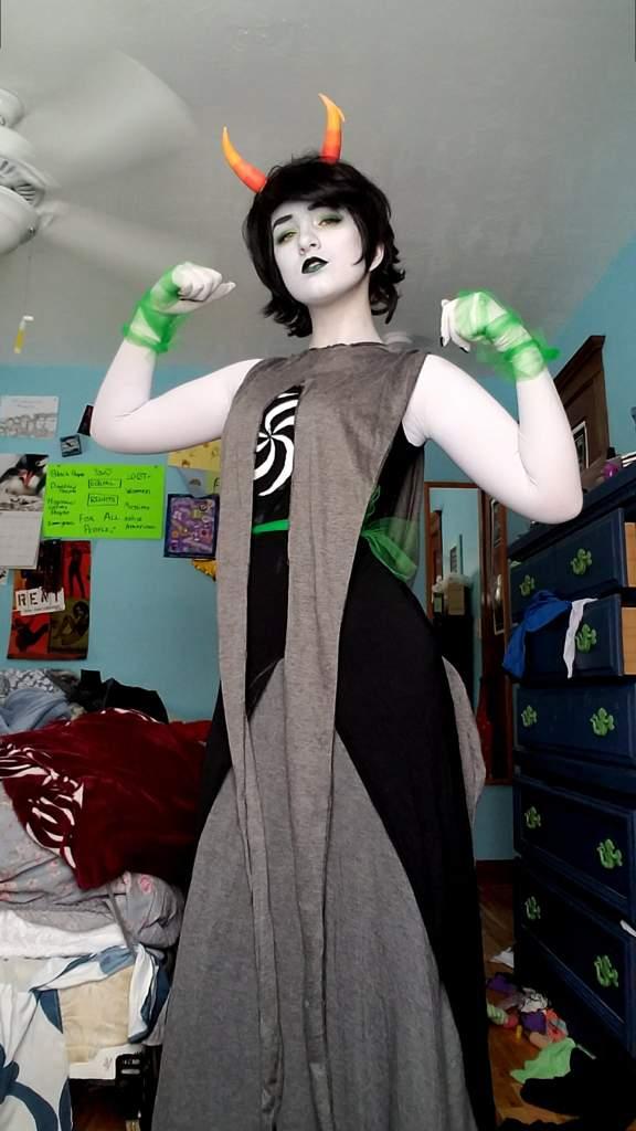 God tier kanaya cosplay! | Homestuck And Hiveswap Amino