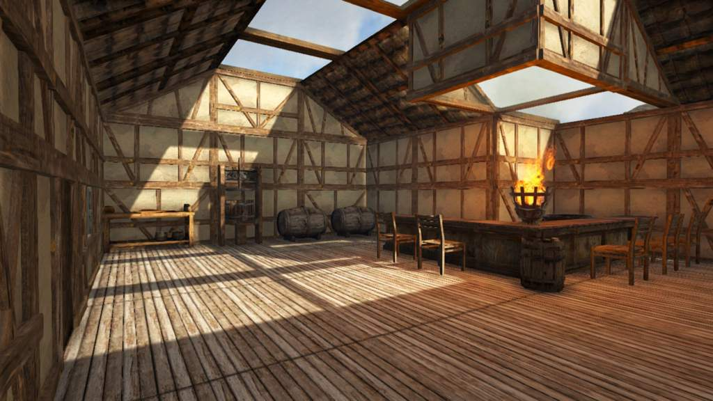 Primitive Plus Tavern Build Ark Survival Evolved Amino