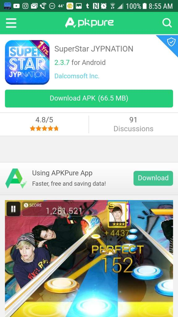 Superstar Jypnation Apk Download Free Music Game For Android