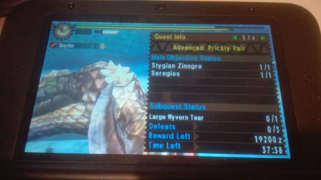 Seventh batch of mild surprise | Monster Hunter Amino
