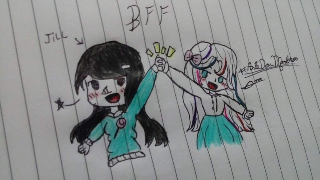 Desenho Da Jill3te Amo Migaartedosmenbros Creepypastabr Amino