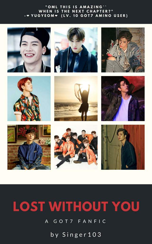 Lost Without You ch  2 (GOT7 Fanfic) | GOT7 Amino