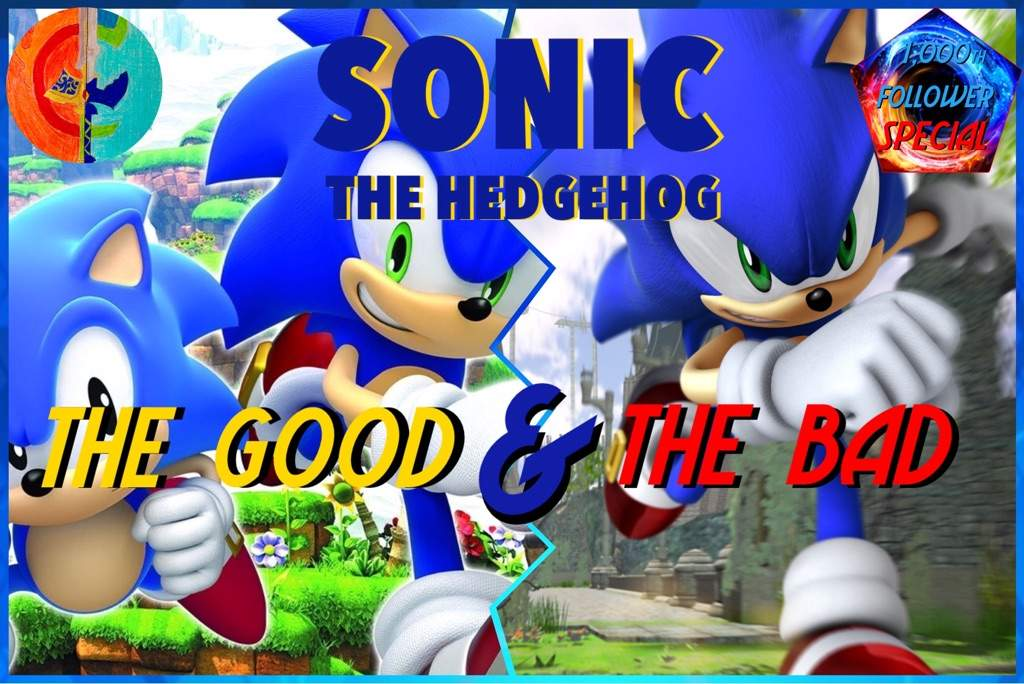 Sonic The Hedgehog The Good And The Bad Cta 250th Follower Special Sonic The Hedgehog Amino
