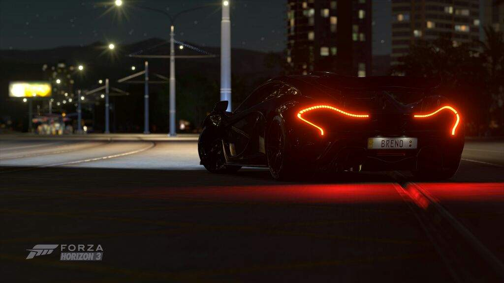 Mclaren P1 At Surfers Paradise Those Tail Lights Are Beautiful Forza Horizon Amino