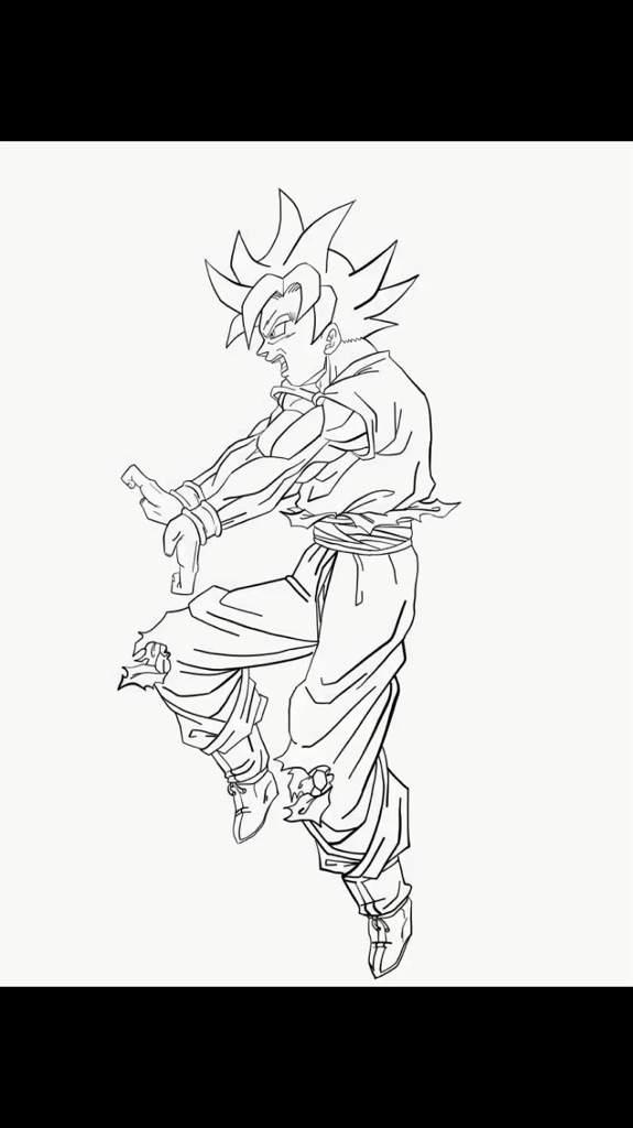 Goku UI Kamehameha vs Kefla Digital