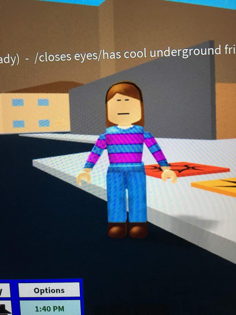 How To Do Codes In Roblox High School My Roblox Chara And Frisk Roblox High School Codes Undertale Amino