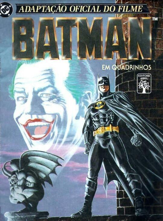 Resultado de imagem para batman 1989 hq