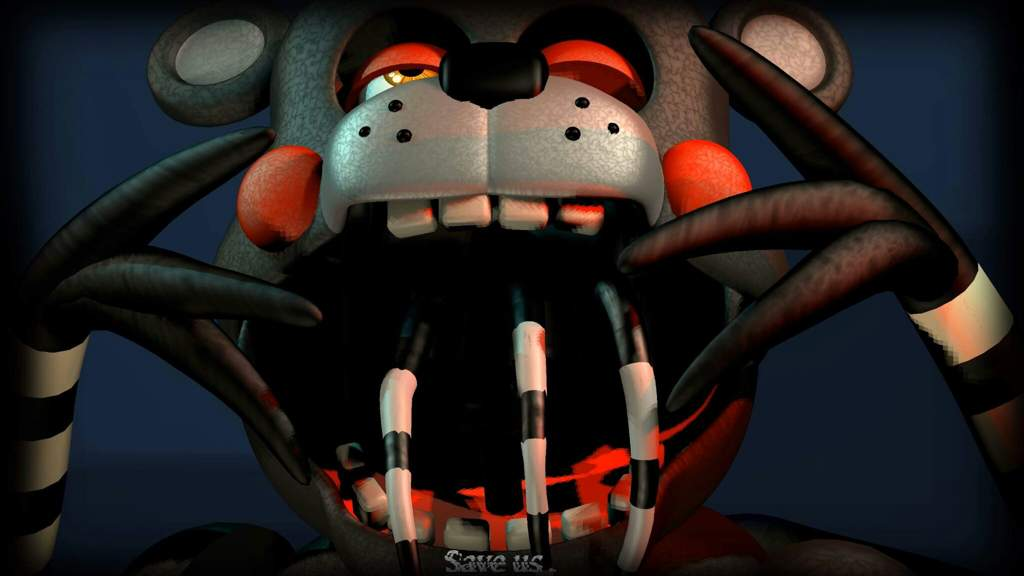 SFM ) Lefty poster | Five Nights At Freddy's Amino