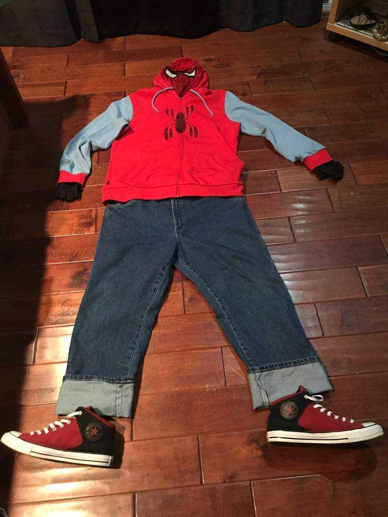 if you could make your own spider man costume how would you do it