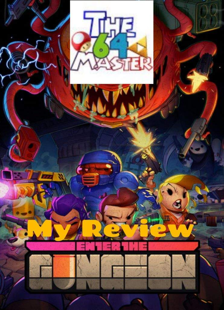 Enter The Gungeon Review | Nintendo Switch! Amino