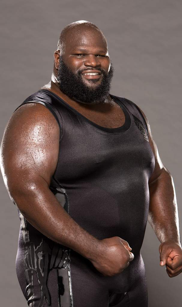 Mark Henry SOMEBODIES GONNA GET THEIR ASS KICKED By Sexual Chocolate Is One Of WWEs Big Men That Also Includes Show Braun Strowman