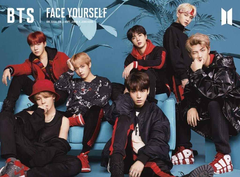 Bts Face Yourself Album Cover Army S Amino