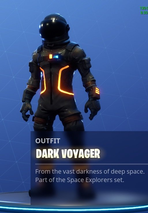 Dark Voyager Fortnite Battle Royale Armory Amino