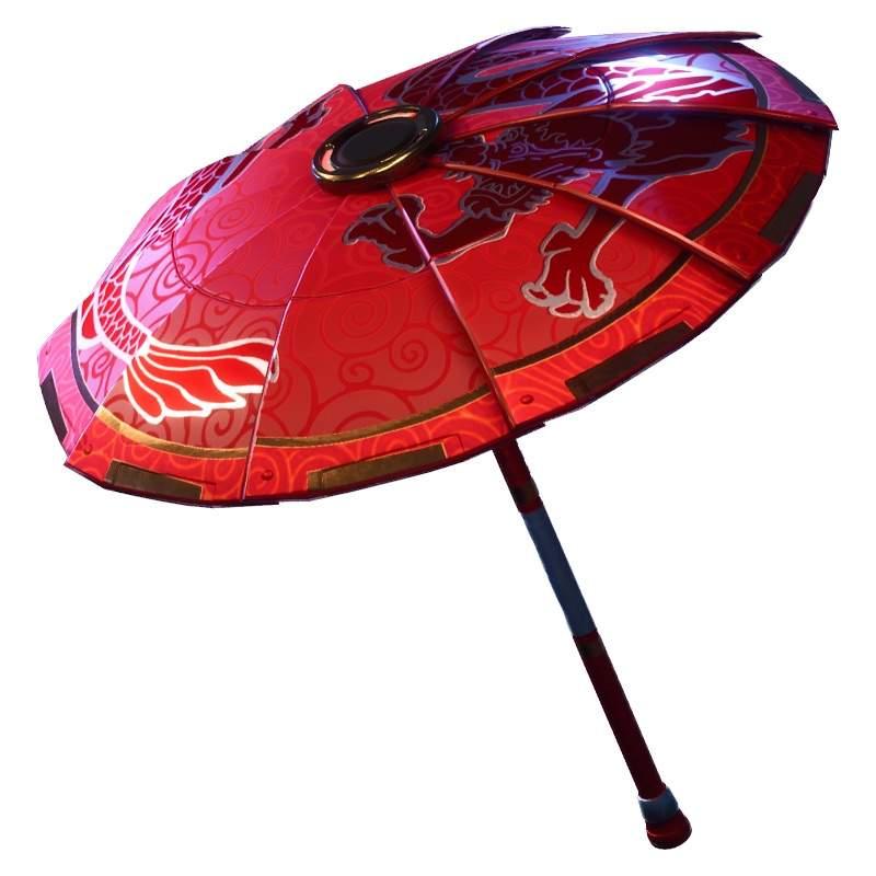 this is a new victory umbrella for battle royale season 3 - fortnite the umbrella season
