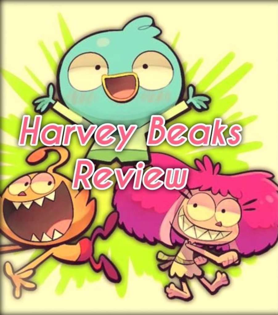 Harvey Beaks A Very Special Review Cartoon Amino