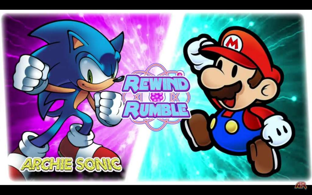 Thoughts on Archie Sonic vs Paper Mario | Cartoon Fight Club