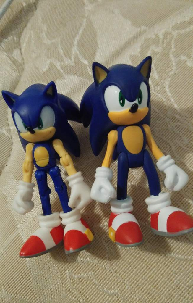 Why Do People Hate Tomy S Sonic Figures Sonic The Hedgehog Amino